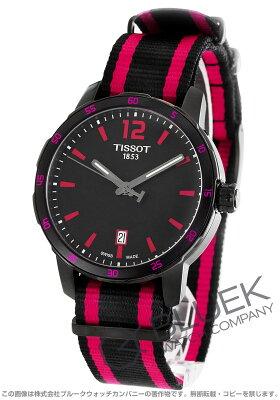 ティソ TISSOT 腕時計 T-スポーツ クイックスター 替えベルト付き ユニセックス T095.410.37.057.01