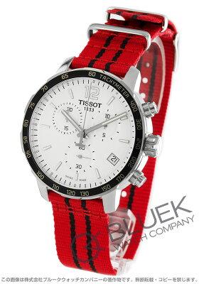 ティソ TISSOT 腕時計 T-スポーツ クイックスター NBAシカゴ・ブルズ メンズ T095.417.17.037.04