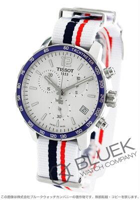 ティソ TISSOT 腕時計 T-スポーツ クイックスター 替えベルト付き メンズ T095.417.17.037.09