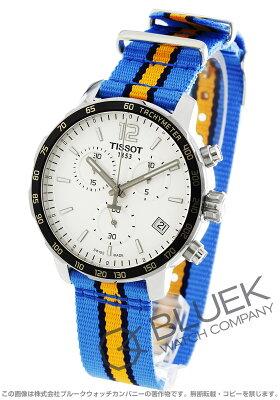 ティソ TISSOT 腕時計 T-スポーツ クイックスター NBAデンバー・ナゲッツ メンズ T095.417.17.037.25