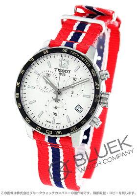 ティソ TISSOT 腕時計 T-スポーツ クイックスター NBAワシントン・ウィザーズ メンズ T095.417.17.037.32