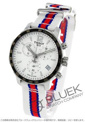 ティソ TISSOT 腕時計 T-スポーツ クイックスター NBAロサンゼルス・クリッパーズ メンズ T095.417.17.037.33