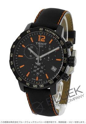 ティソ T-スポーツ クイックスター クロノグラフ 腕時計 メンズ TISSOT T095.417.36.057.00