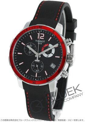 ティソ T-スポーツ クイックスター クロノ フットボール クロノグラフ 腕時計 メンズ TISSOT T095.449.17.057.01