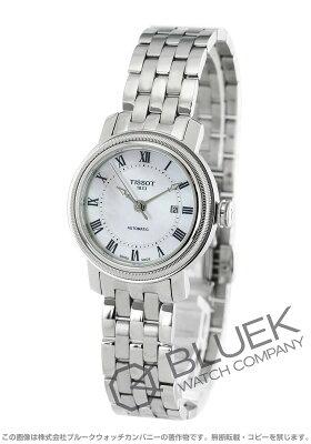ティソ TISSOT 腕時計 T-クラシック ブリッジポート レディース T097.007.11.113.00