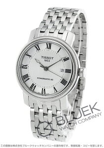 ティソ TISSOT 腕時計 T-クラシック ブリッジポート メンズ T097.407.11.033.00