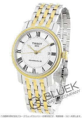 ティソ TISSOT 腕時計 T-クラシック ブリッジポート メンズ T097.407.22.033.00