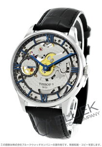 ティソ TISSOT 腕時計 T-クラシック T-コンプリケーション シュマン・デ・トゥレル スケレット メンズ T099.405.16.418.00