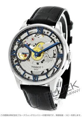 ティソ T-クラシック T-コンプリケーション シュマン・デ・トゥレル スケレット 腕時計 メンズ TISSOT T099.405.16.418.00