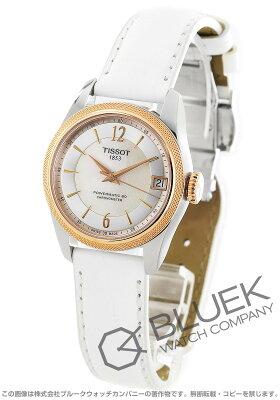 ティソ TISSOT 腕時計 T-クラシック バラード COSC レディース T108.208.26.117.00