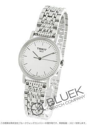 ティソ TISSOT 腕時計 T-クラシック エブリタイム スモール レディース T109.210.11.031.00