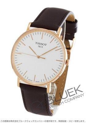 ティソ TISSOT 腕時計 T-クラシック エブリタイム ラージ メンズ T109.610.36.031.00