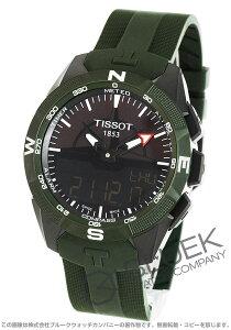 ティソ TISSOT 腕時計 T-タッチ エキスパート ソーラーII メンズ T110.420.47.051.00