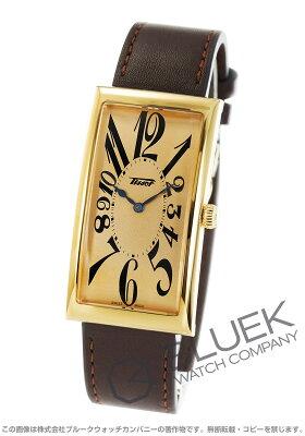 ティソ TISSOT 腕時計 ヘリテージ バナナ センテナリー エディション ユニセックス T117.509.36.022.00