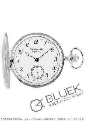 ティソ TISSOT 腕時計 T-ポケット サボネット メカニカル 銀無垢 メンズ T83.1.406.12