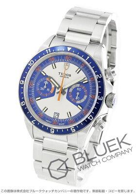 チュードル ヘリテージ クロノ クロノグラフ 替えベルト付き 腕時計 メンズ TUDOR 70330B