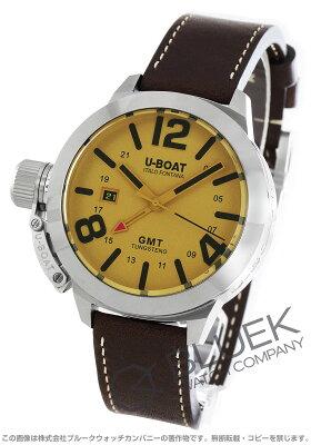 ユーボート クラシコ タングステン 45 BE GMT 腕時計 メンズ U-BOAT 8051