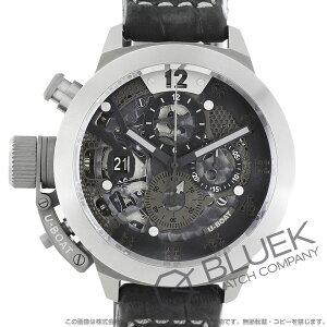 ユーボート クラシコ 45 チタニウム タングステン スケルトン 世界限定299本 クロノグラフ 腕時計 メンズ U-BOAT 8060