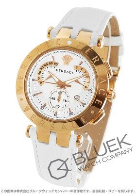 ヴェルサーチ VERSACE 腕時計 V-レース 替えベゼル付き メンズ 23C80D002S001
