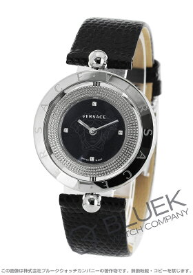 ヴェルサーチ VERSACE 腕時計 イオン ダイヤ レディース 79Q99A9D008S009