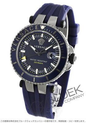 ヴェルサーチ VERSACE 腕時計 V-レース ダイバー メンズ VAK020016