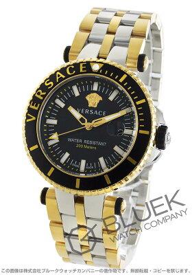 ヴェルサーチ VERSACE 腕時計 V-レース ダイバー メンズ VAK040016