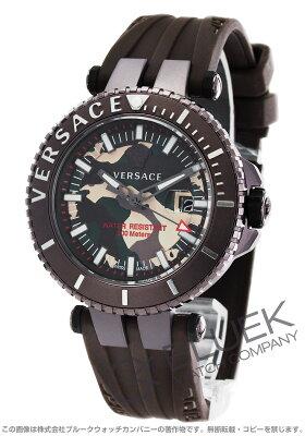 ヴェルサーチ V-レース ダイバー 腕時計 メンズ VERSACE VAK060016