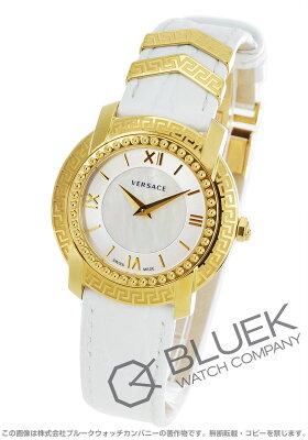 ヴェルサーチ VERSACE 腕時計 DV 25 ラウンドレディ レディース VAM010016