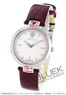 ヴェルサーチ VERSACE 腕時計 クリスタルグリーム レディース VAN010016