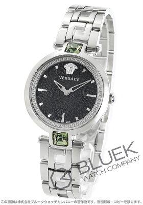 ヴェルサーチ VERSACE 腕時計 クリスタルグリーム レディース VAN030016