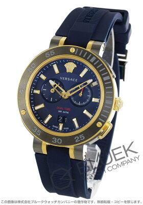 ヴェルサーチ VERSACE 腕時計 V-エクストリーム プロ 替えベゼル付き メンズ VCN010017