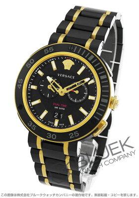 ヴェルサーチ VERSACE 腕時計 V-エクストリーム プロ 替えベゼル付き メンズ VCN040017