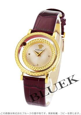 ヴェルサーチ VERSACE 腕時計 ヴィーナス ラウンド レディース VDA020014