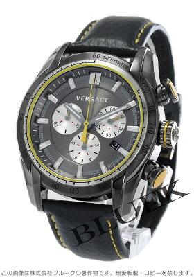 ヴェルサーチ V-レイ クロノグラフ 腕時計 メンズ VERSACE VDB020014