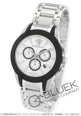 ヴェルサーチ VERSACE 腕時計 キャラクター クロノ メンズ VEM800118