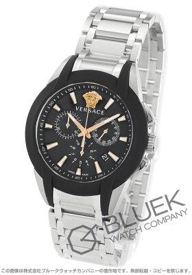 ヴェルサーチ VERSACE 腕時計 キャラクター クロノ メンズ VEM800218