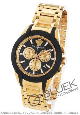 ヴェルサーチ VERSACE 腕時計 キャラクター クロノ メンズ VEM800318