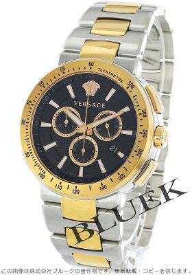 ヴェルサーチ ミスティック スポーツ クロノグラフ 腕時計 メンズ VERSACE VFG100014