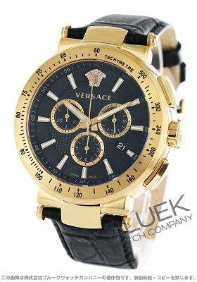 ヴェルサーチ ミスティック スポーツ クロノグラフ 腕時計 メンズ VERSACE VFG140016
