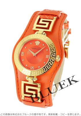 ヴェルサーチ V-シグネチャー ダイヤ 腕時計 レディース VERSACE VLA060014