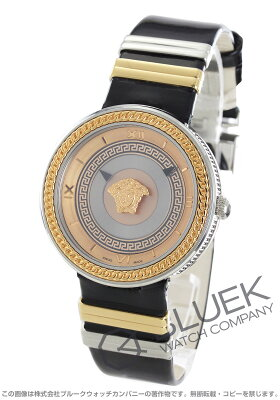 ヴェルサーチ VERSACE 腕時計 V-メタル アイコン レディース VLC020014