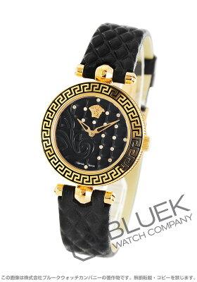 ヴェルサーチ VERSACE 腕時計 マイクロヴァニタス ダイヤ レディース VQM100016
