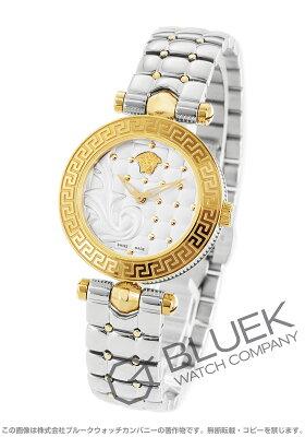 ヴェルサーチ VERSACE 腕時計 マイクロヴァニタス レディース VQM110016