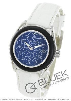 ヴィスコンティ ラヴァ エボリューション 替えベルト付き 腕時計 メンズ VISCONTI KW13-13