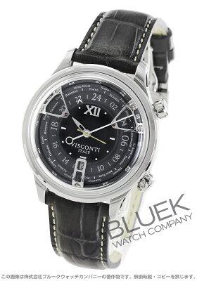 ヴィスコンティ VISCONTI 腕時計 オペラ GMT メンズ KW23-11