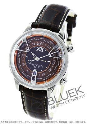 ヴィスコンティ VISCONTI 腕時計 オペラ GMT メンズ KW23-12
