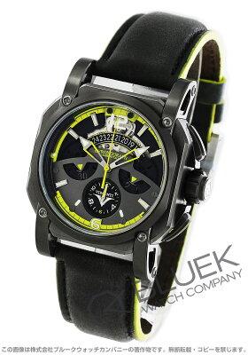 ヴィスコンティ 2スクエアード ロードスター 25th アニバーサリー 世界限定99本 クロノグラフ 腕時計 メンズ VISCONTI W105-03-145-0616