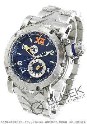 ヴィスコンティ グランドクルーズ 世界限定299本 デュアルタイム 腕時計 メンズ VISCONTI W110-00-143-140
