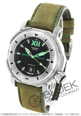 ヴィスコンティ アビサス フルダイブ 1000m防水 腕時計 メンズ VISCONTI W115-00-163-002