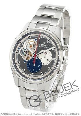 ゼニス Zenith 腕時計 エル プリメロ クロノマスター オープン 1969 メンズ 03.2040.4061/23.M2040